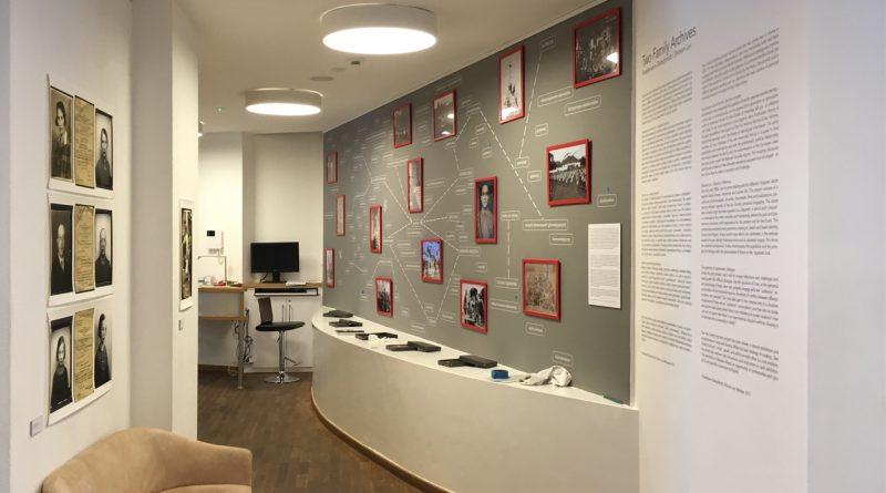 Zwei Familien Archive in Warschau
