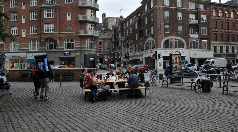 Urban Morgenmad / VesterbroTorv / Kjøbenhavn / Denmark