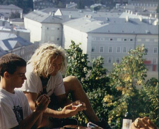 Salzburg boy scout breakfast